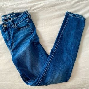 Jeans Super Stretch Short Leg from American Eagle